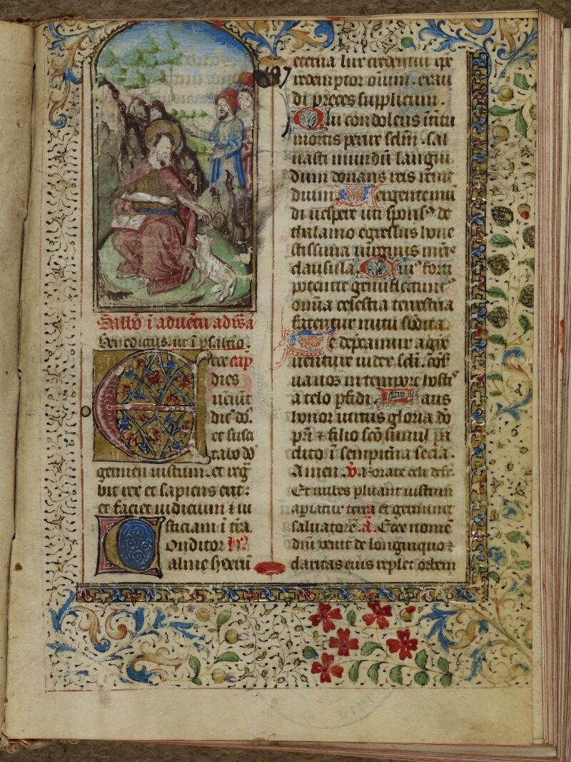 Bayeux, Bibl. mun., ms. 0058, f. 137