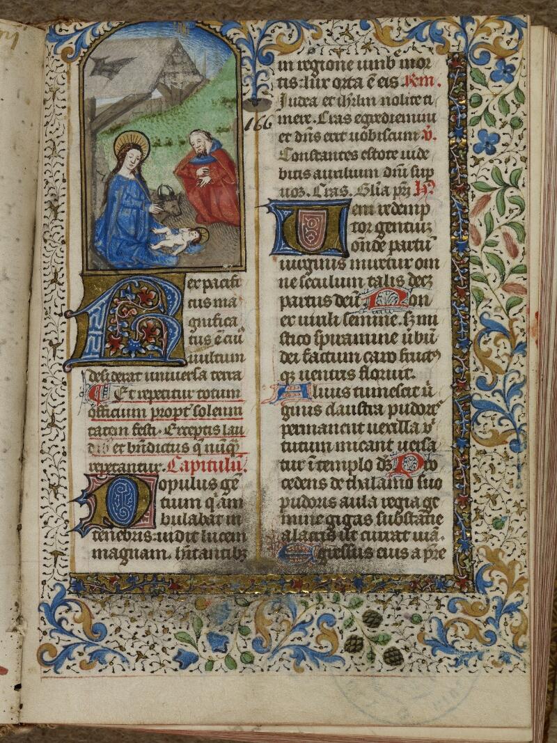 Bayeux, Bibl. mun., ms. 0058, f. 166