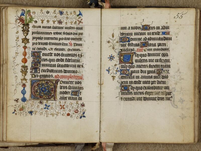 Bayeux, Bibl. mun., ms. 0183, f. 054v-055