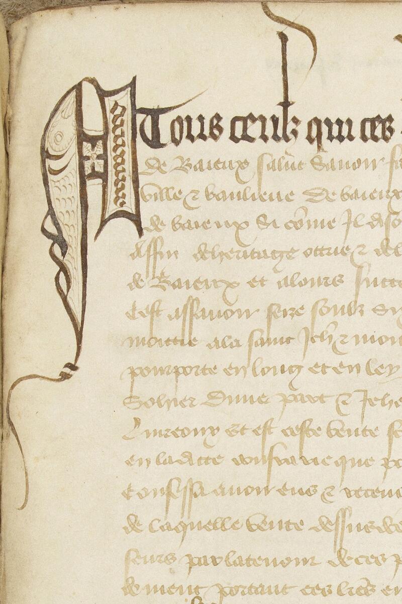 Bayeux, Bibl. mun., ms. 0005, B f. 041 - vue 2