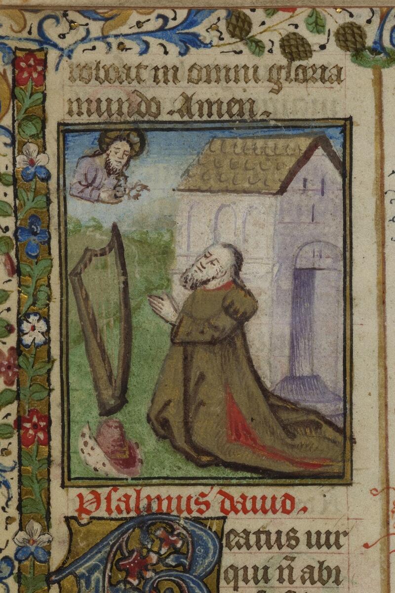 Bayeux, Bibl. mun., ms. 0058, f. 009v - vue 2