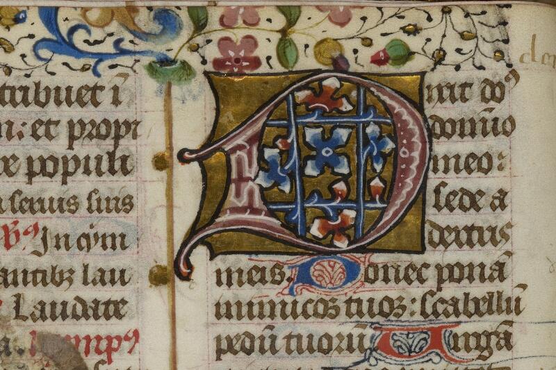 Bayeux, Bibl. mun., ms. 0058, f. 077v - vue 2
