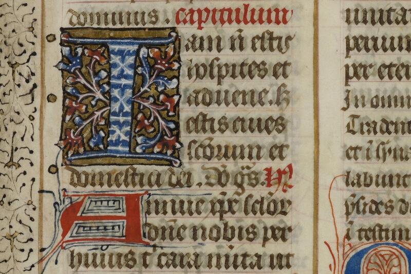 Bayeux, Bibl. mun., ms. 0058, f. 120 - vue 2