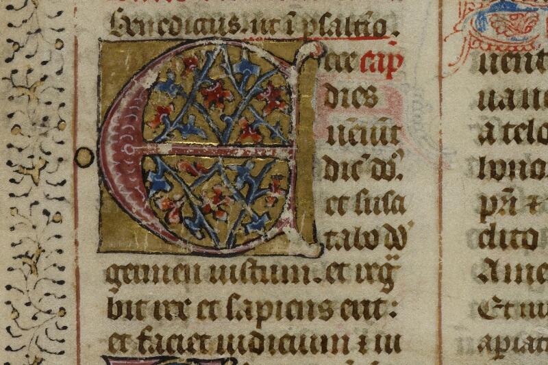 Bayeux, Bibl. mun., ms. 0058, f. 137 - vue 3