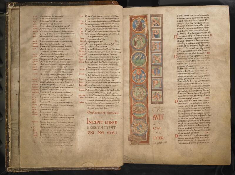 TOURNAI, Bibliothèque du Séminaire, 001, f. 005v - 006