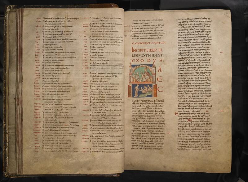 TOURNAI, Bibliothèque du Séminaire, 001, f. 028v - 029