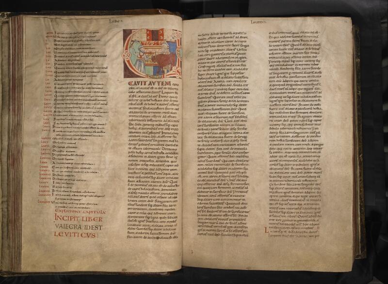 TOURNAI, Bibliothèque du Séminaire, 001, f. 046v - 047