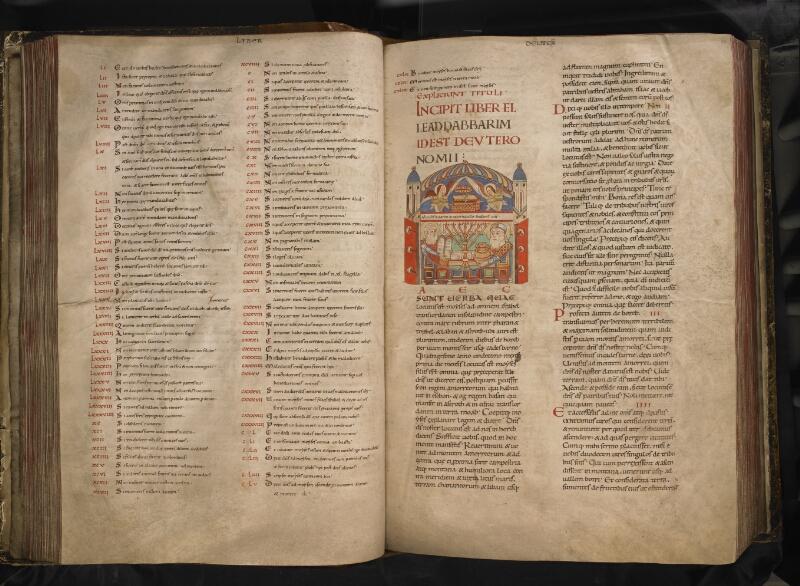 TOURNAI, Bibliothèque du Séminaire, 001, f. 076v - 077