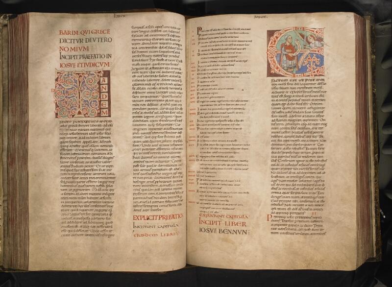 TOURNAI, Bibliothèque du Séminaire, 001, f. 092v - 093