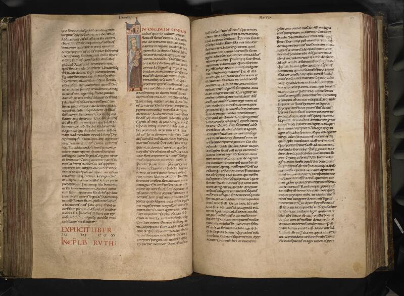 TOURNAI, Bibliothèque du Séminaire, 001, f. 113v - 114
