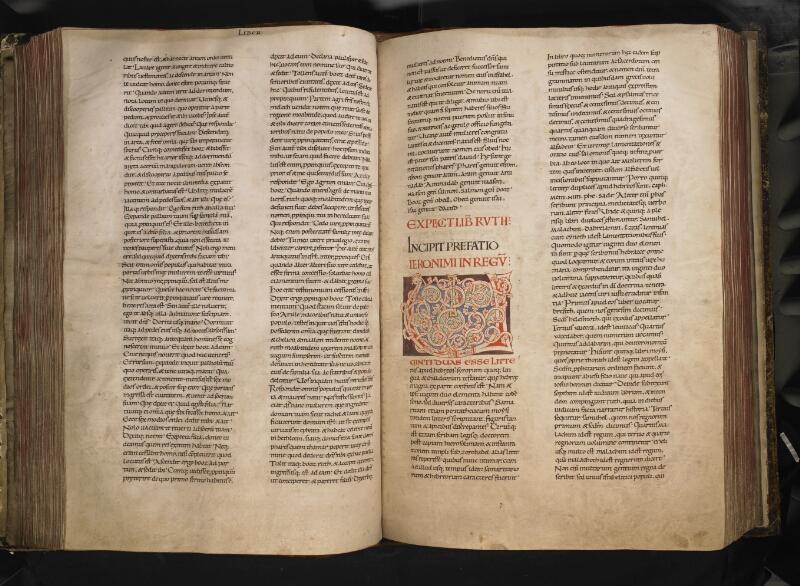 TOURNAI, Bibliothèque du Séminaire, 001, f. 114v - 115