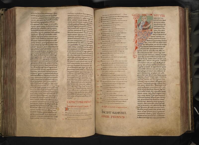 TOURNAI, Bibliothèque du Séminaire, 001, f. 115v - 116