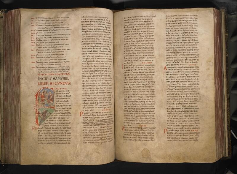 TOURNAI, Bibliothèque du Séminaire, 001, f. 131v - 132
