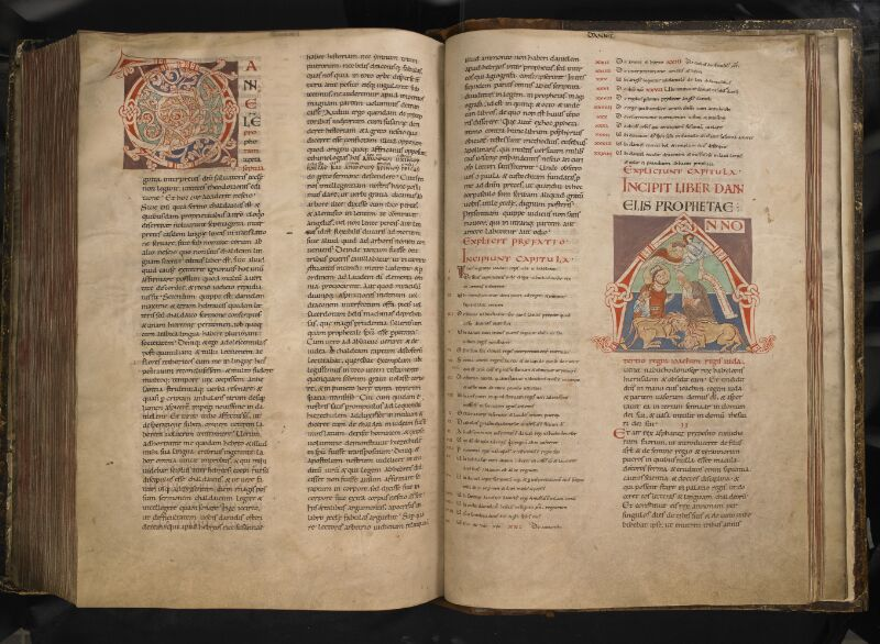 TOURNAI, Bibliothèque du Séminaire, 001, f. 246v - 247