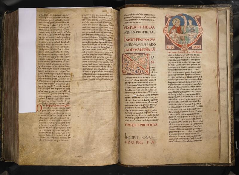 TOURNAI, Bibliothèque du Séminaire, 001, f. 258v - 259