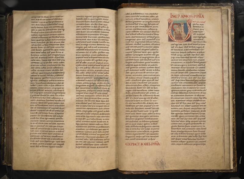 TOURNAI, Bibliothèque du Séminaire, 001, f. 262v - 263