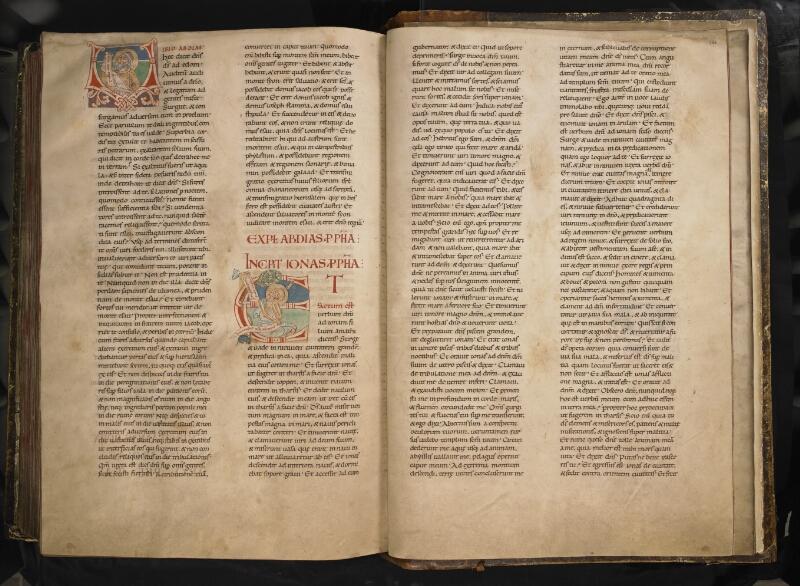 TOURNAI, Bibliothèque du Séminaire, 001, f. 265v - 266