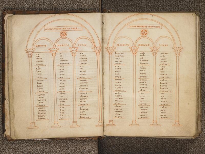 TOURNAI, Bibliothèque du Séminaire, 002, f. 008v - 009