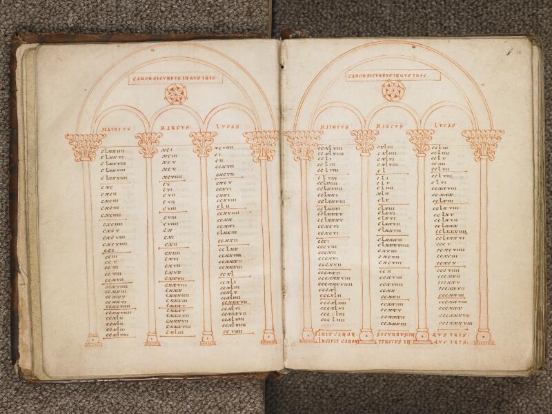 TOURNAI, Bibliothèque du Séminaire, 002, f. 009v - 010