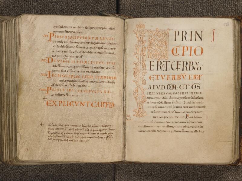 TOURNAI, Bibliothèque du Séminaire, 002, f. 162v - 163