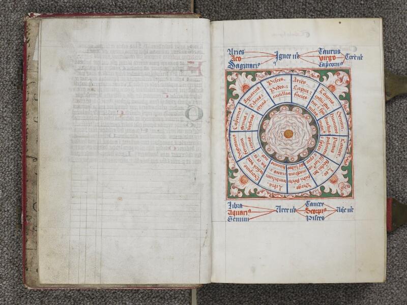 TOURNAI, Bibliothèque du Séminaire, 012, f. 002v - 003