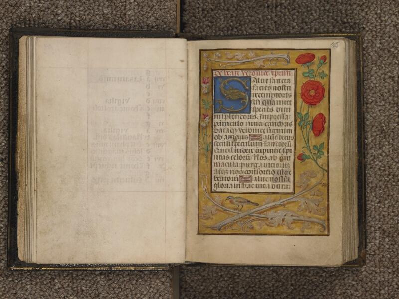 TOURNAI, Bibliothèque du Séminaire, 016, f. 014v - 015