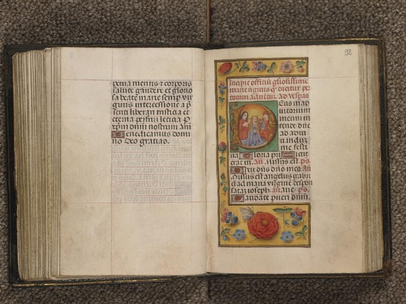 TOURNAI, Bibliothèque du Séminaire, 016, f. 091v - 092