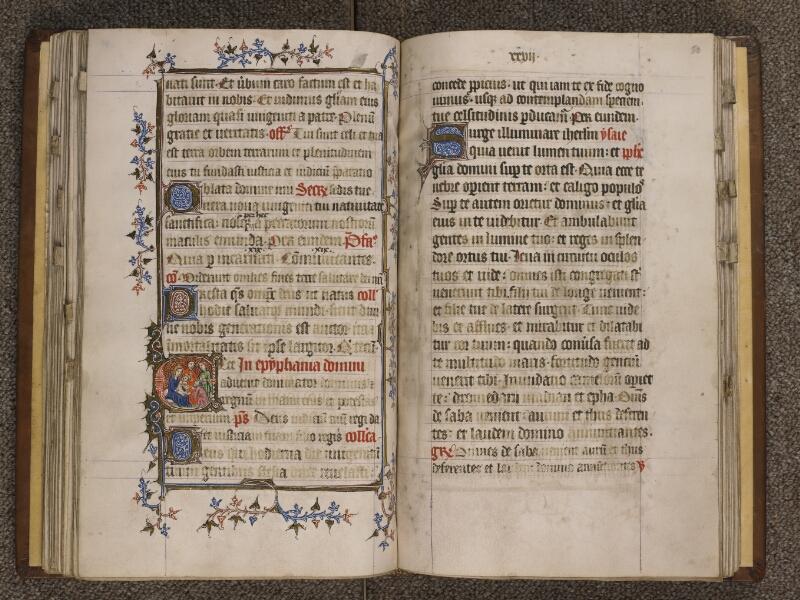 TOURNAI, Bibliothèque du Séminaire, 023, f. 049v - 050