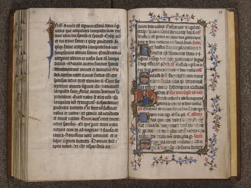 TOURNAI, Bibliothèque du Séminaire, 023, f. 077v - 078