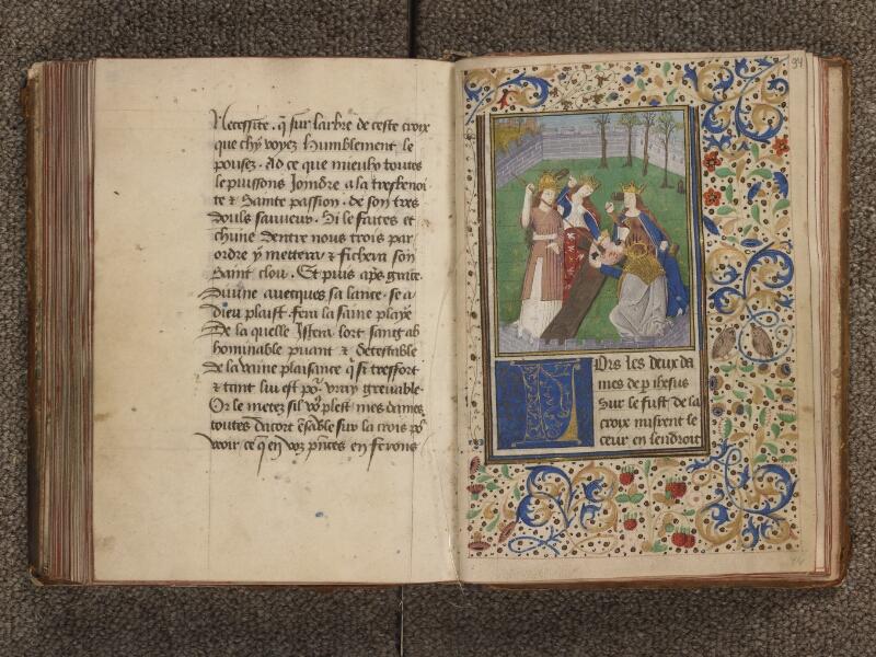 TOURNAI, Bibliothèque du Séminaire, 042, f. 093v - 094