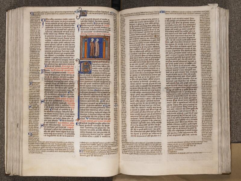 TOURNAI, Bibliothèque du Séminaire, BE 006, f. 163v - 164