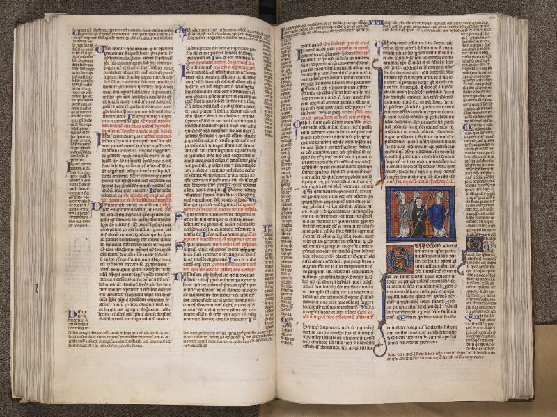 TOURNAI, Bibliothèque du Séminaire, BE 006, f. 189v - 190