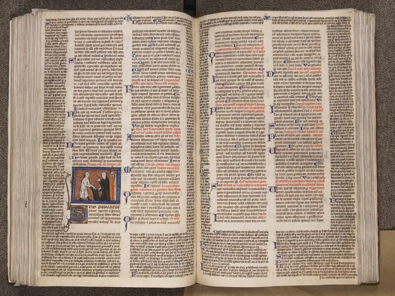 TOURNAI, Bibliothèque du Séminaire, BE 006, f. 193v - 194
