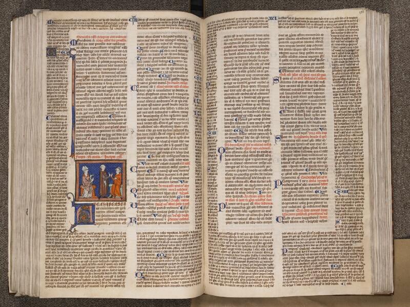 TOURNAI, Bibliothèque du Séminaire, BE 006, f. 195v - 196