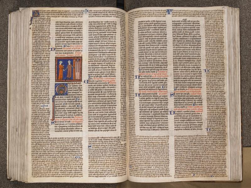 TOURNAI, Bibliothèque du Séminaire, BE 006, f. 241v - 242