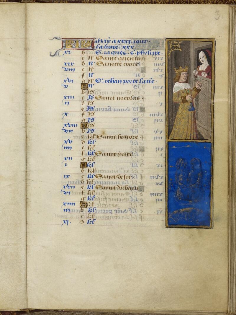 Caen, Bibl. mun., ms. 0012, f. 003