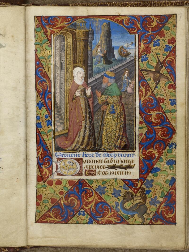 Caen, Bibl. mun., ms. 0012, f. 007