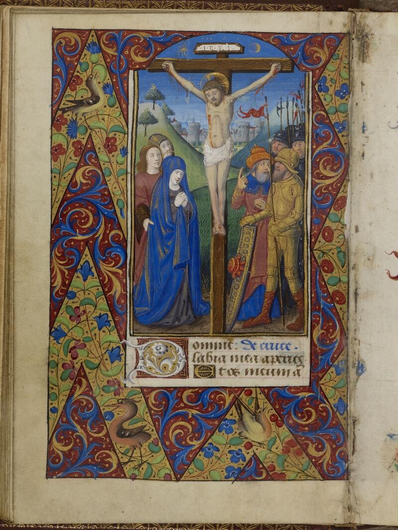 Caen, Bibl. mun., ms. 0012, f. 009v