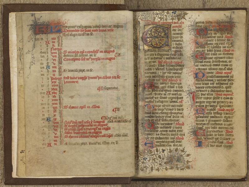 Caen, Bibl. mun., ms. 0020, A f. 005v-B f. 001
