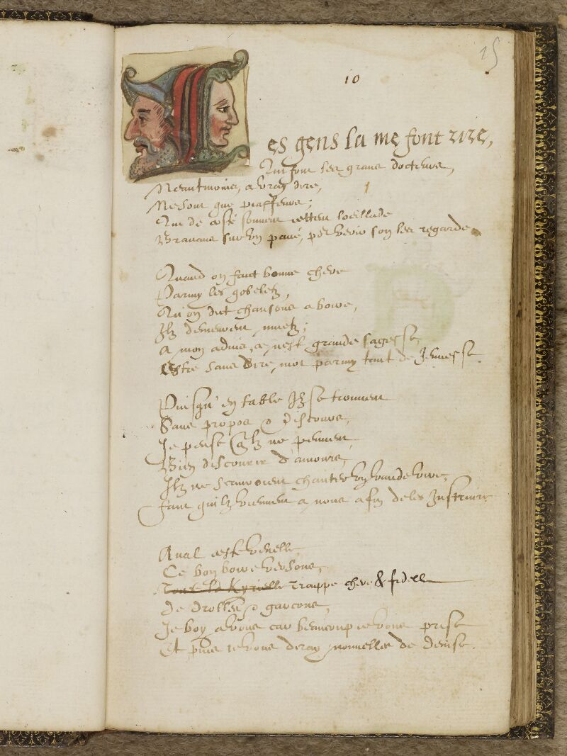 Caen, Bibl. mun., ms. 0207, f. 015