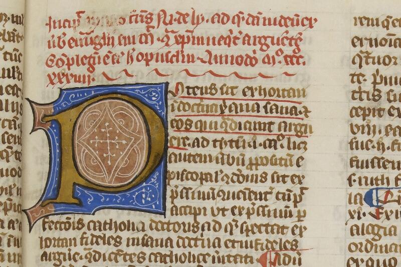 Caen, Bibl. mun., ms. 0003, f. 011 - vue 2
