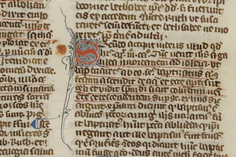 Caen, Bibl. mun., ms. 0003, f. 014 - vue 2