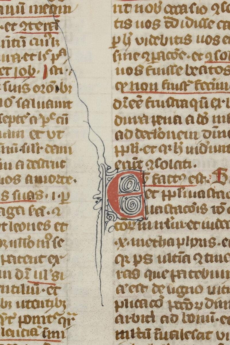 Caen, Bibl. mun., ms. 0003, f. 034v - vue 2