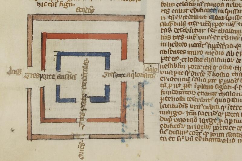 Caen, Bibl. mun., ms. 0003, f. 056v - vue 2