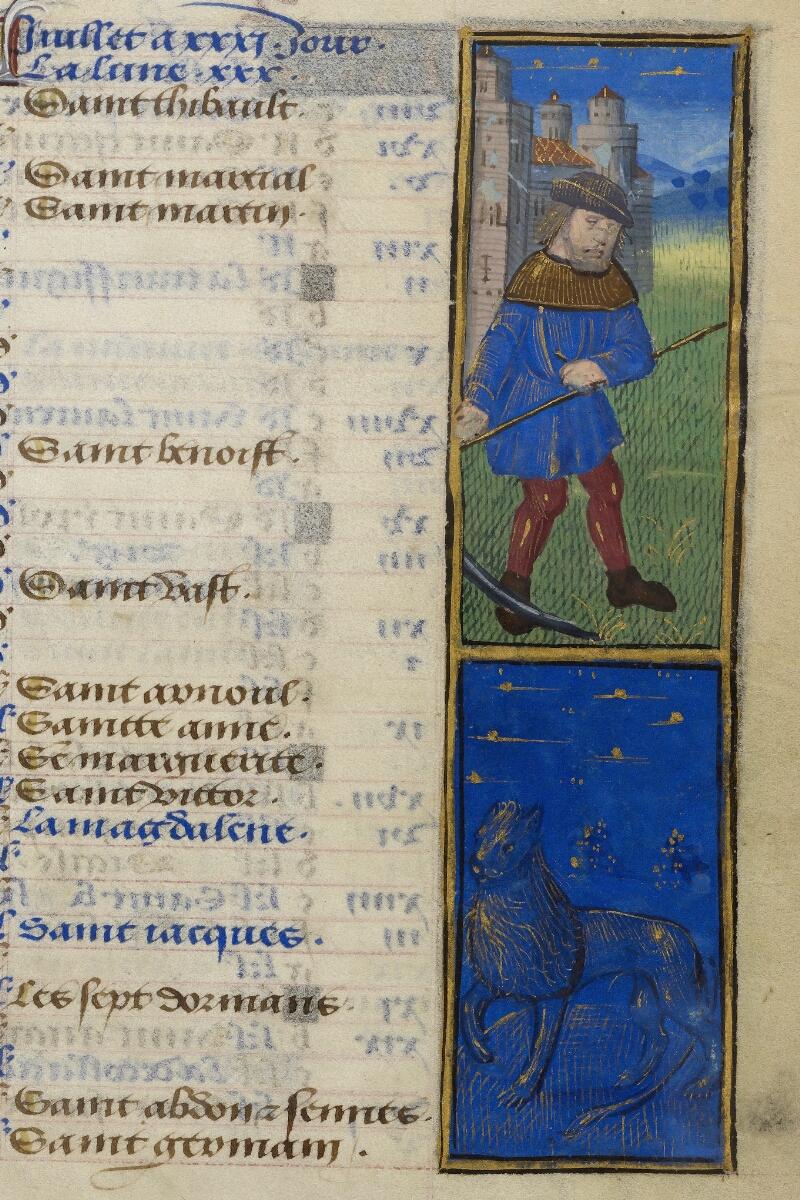 Caen, Bibl. mun., ms. 0012, f. 004 - vue 2