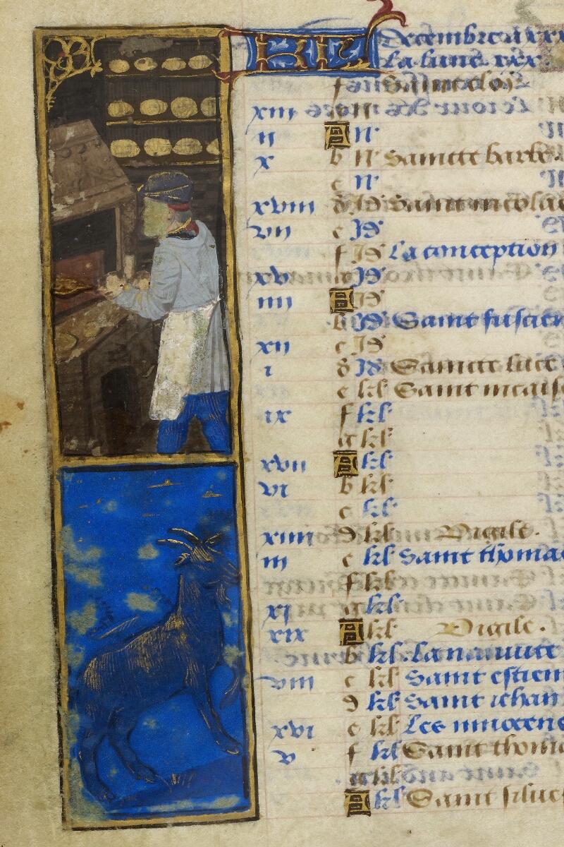 Caen, Bibl. mun., ms. 0012, f. 006v - vue 2