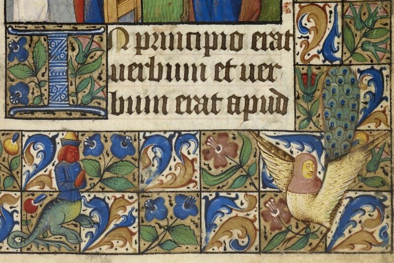 Caen, Bibl. mun., ms. 0013, f. 013 - vue 4