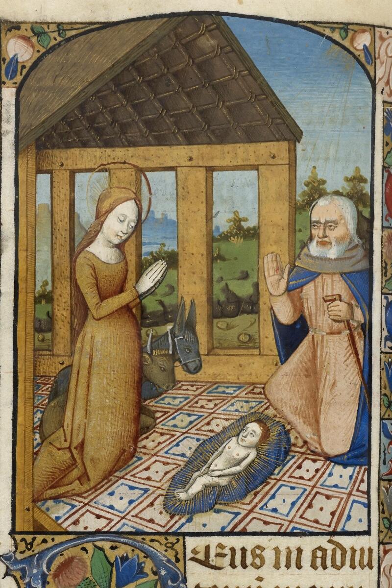 Caen, Bibl. mun., ms. 0013, f. 049v - vue 2