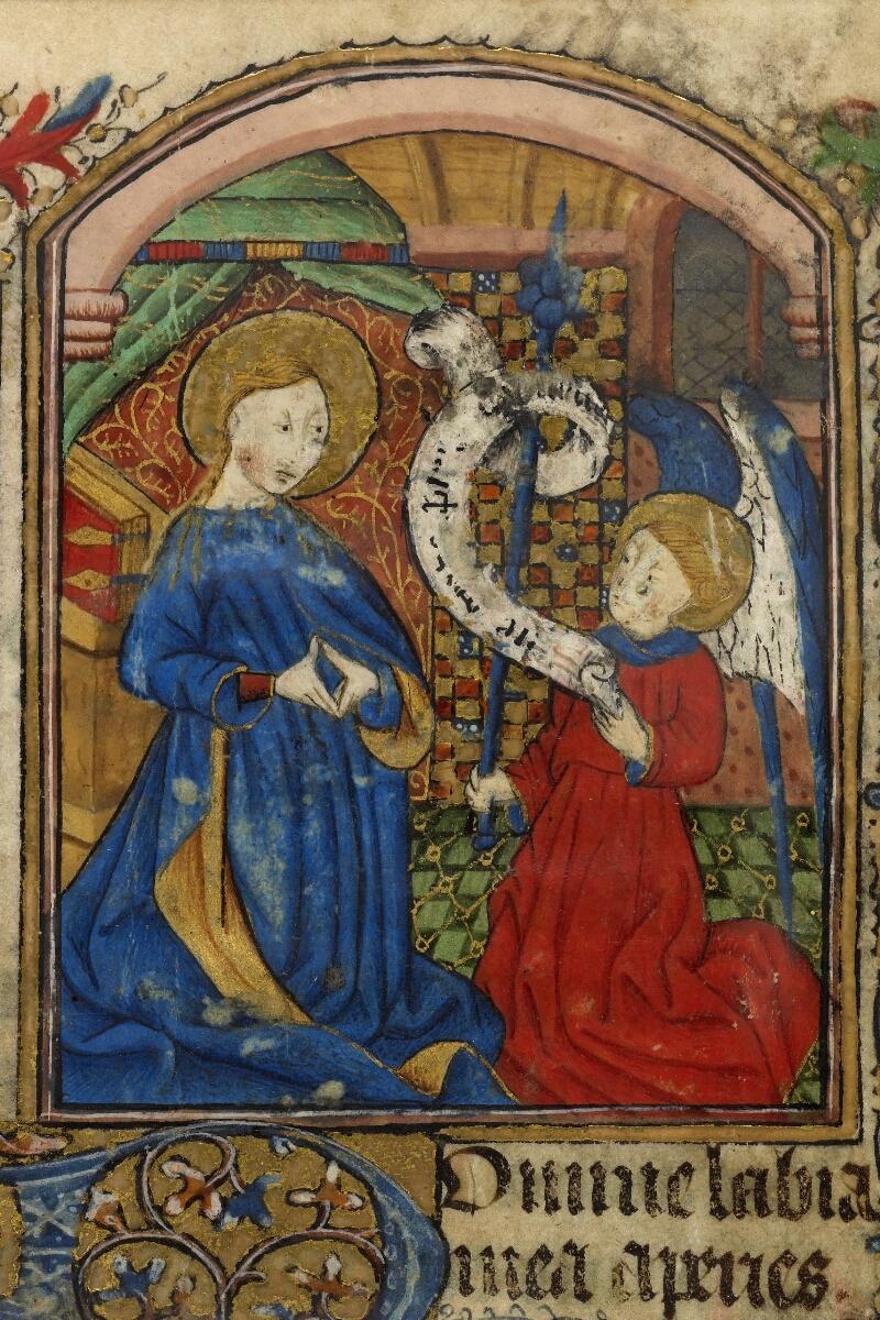 Caen, Bibl. mun., ms. 0019, f. 029 - vue 2