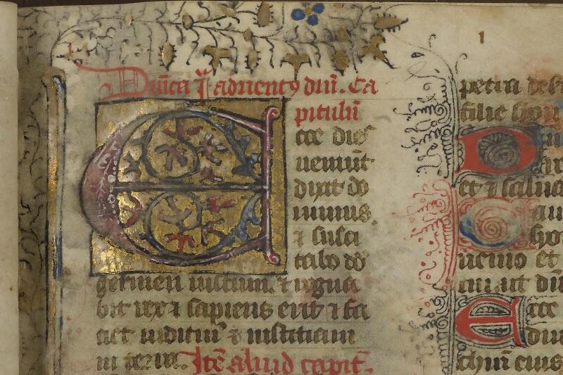 Caen, Bibl. mun., ms. 0020, B f. 001